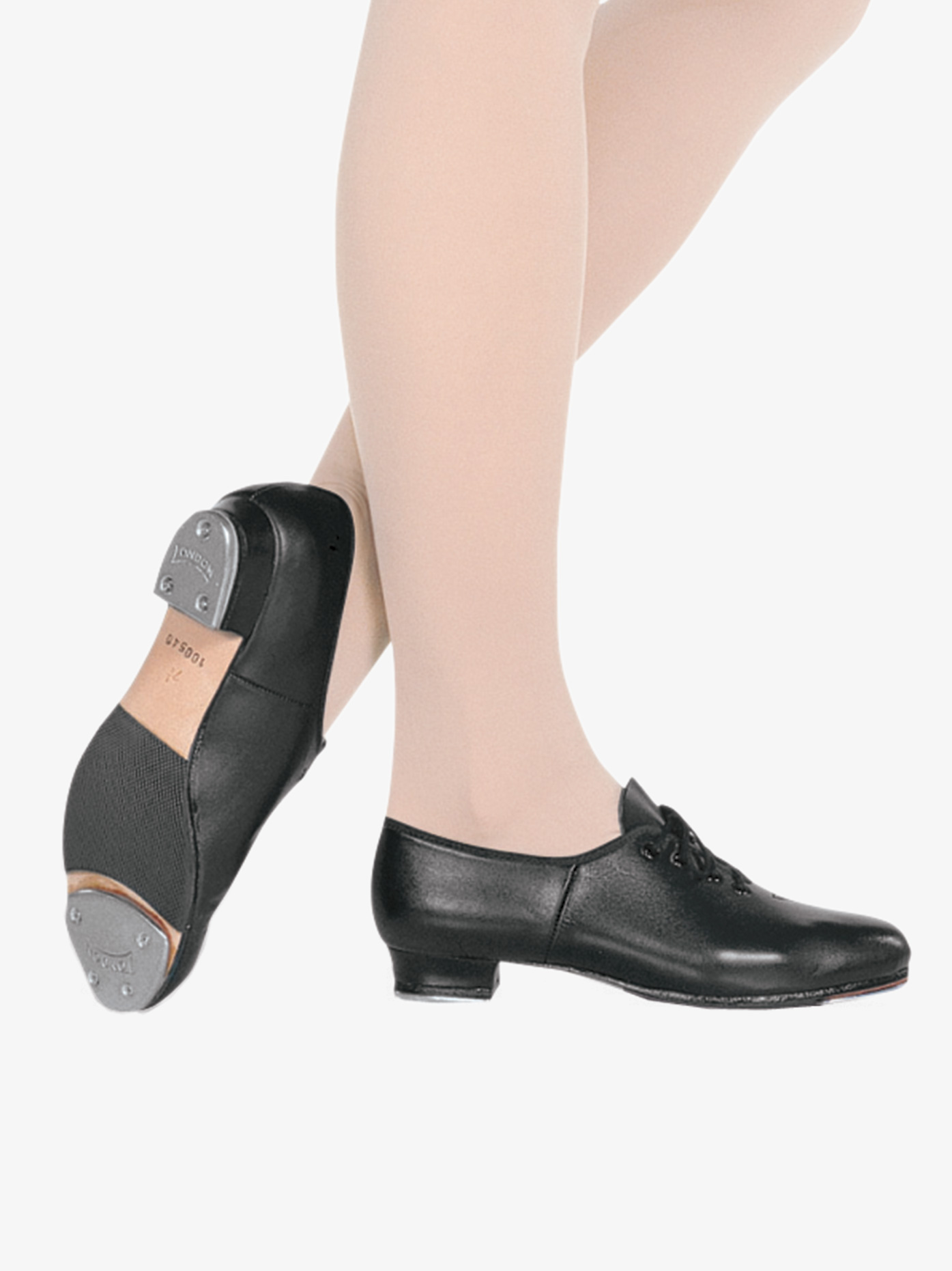 Bloch Child Lace Up Tap Shoes S0301G