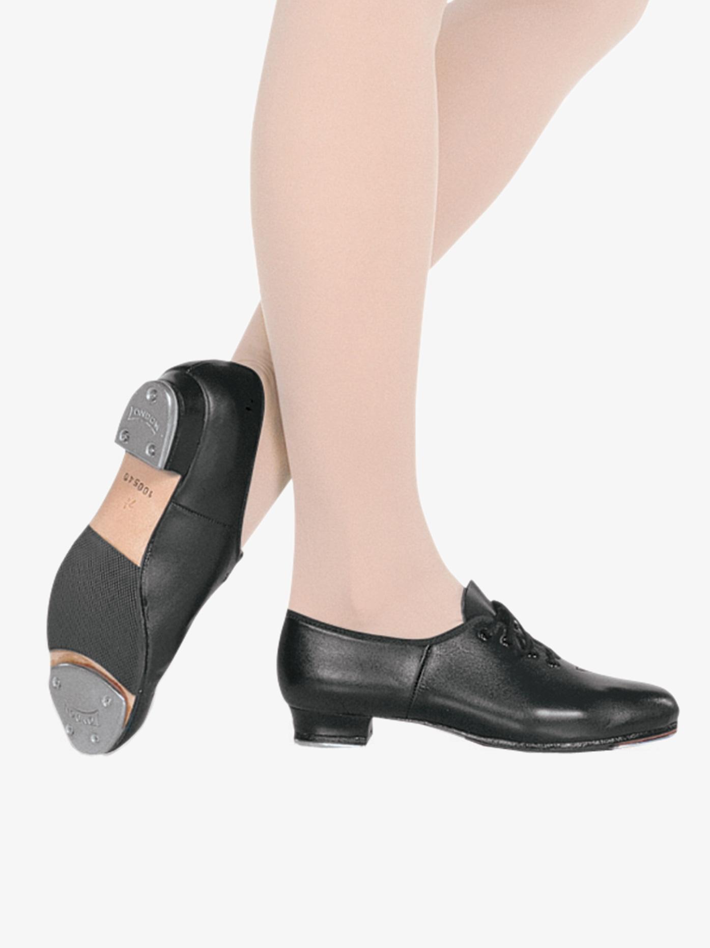 Bloch Adult Lace Up Tap Shoes S0301L
