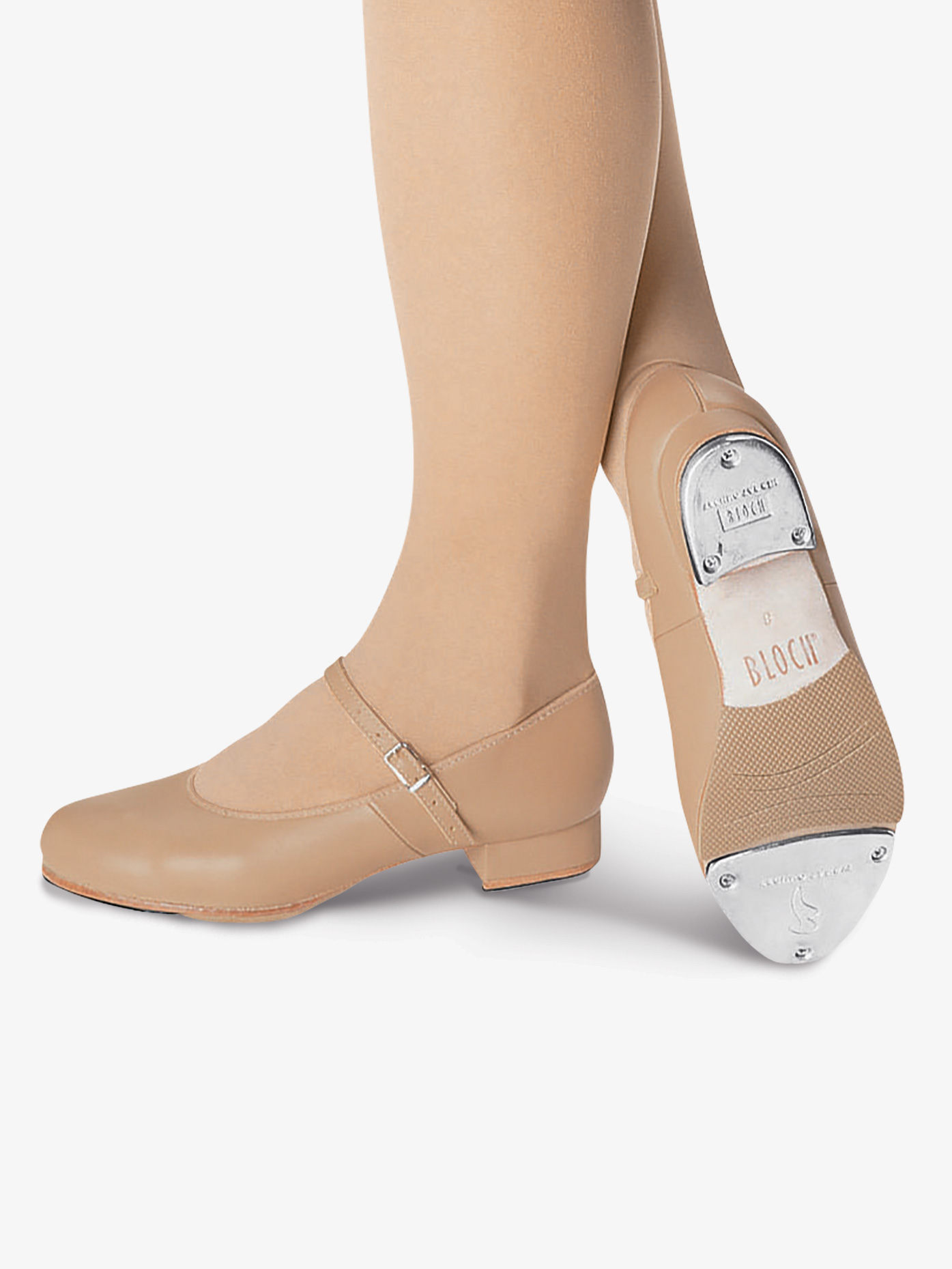 Bloch Adult Tap-On Buckle Tap Shoes S0302L