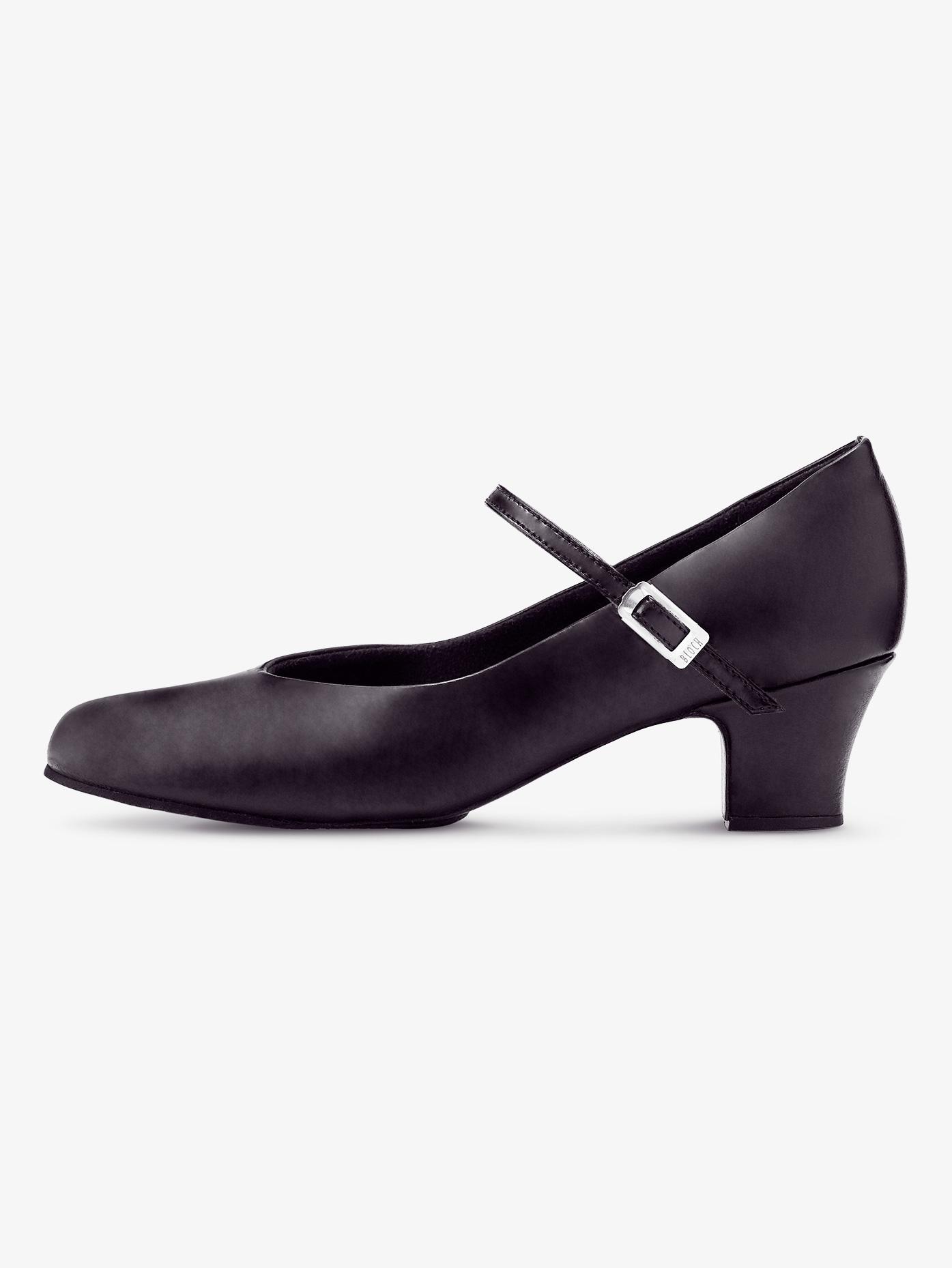 Bloch Broadway Lo Character Shoe 1.5 Heel S0379L