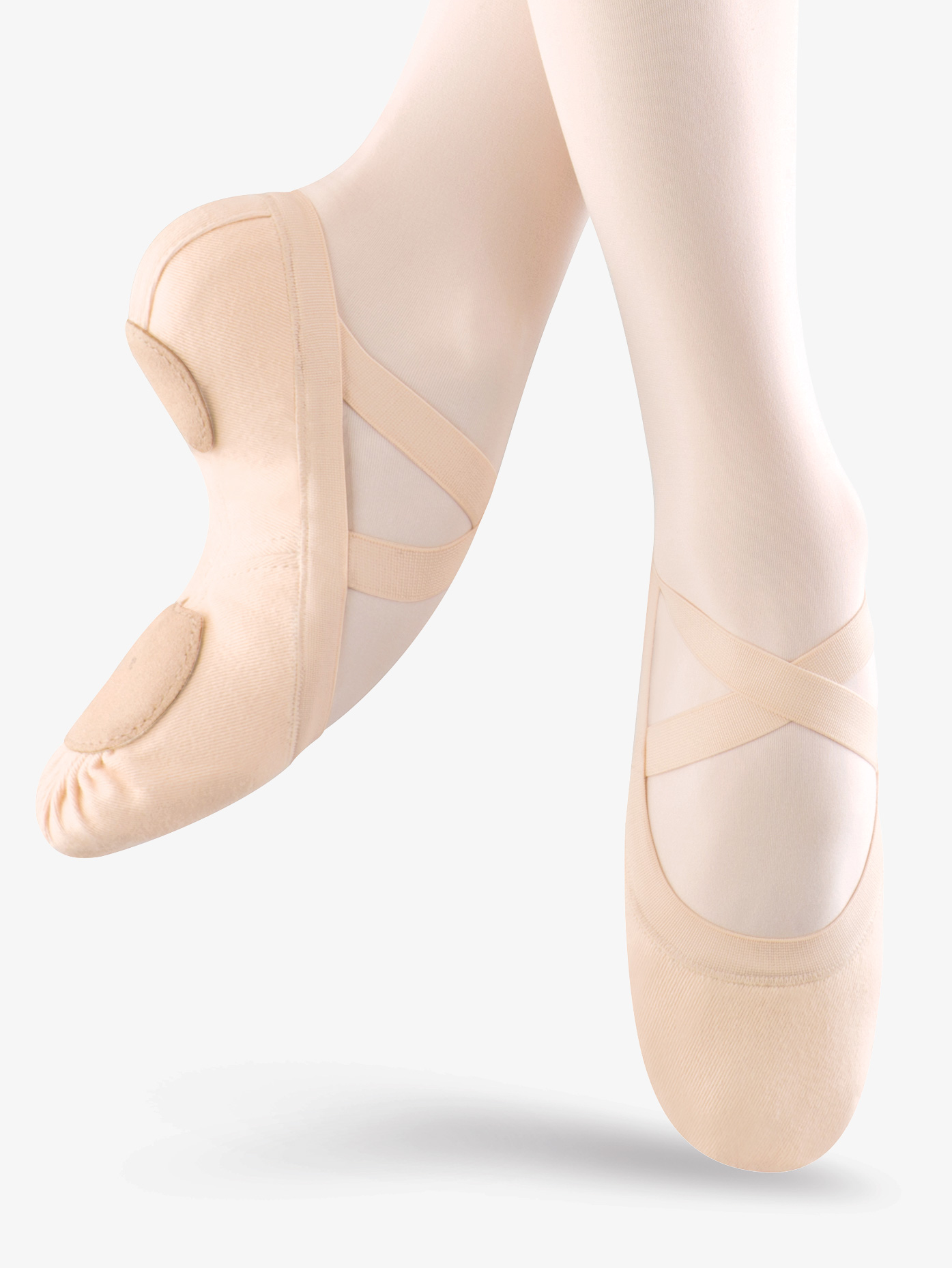 Bloch Adult Synchrony Split Sole Ballet Shoes S0625L
