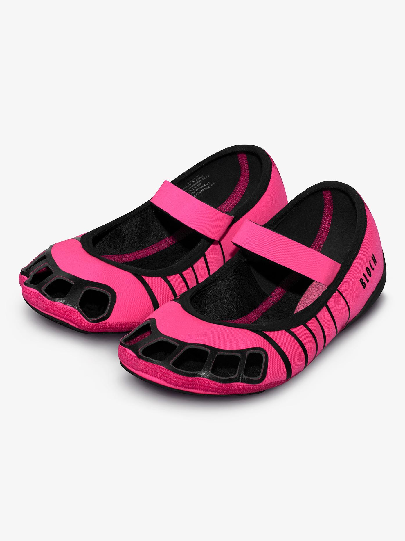 Bloch Womens Balance Rubber Sole Barre Shoe S1276R