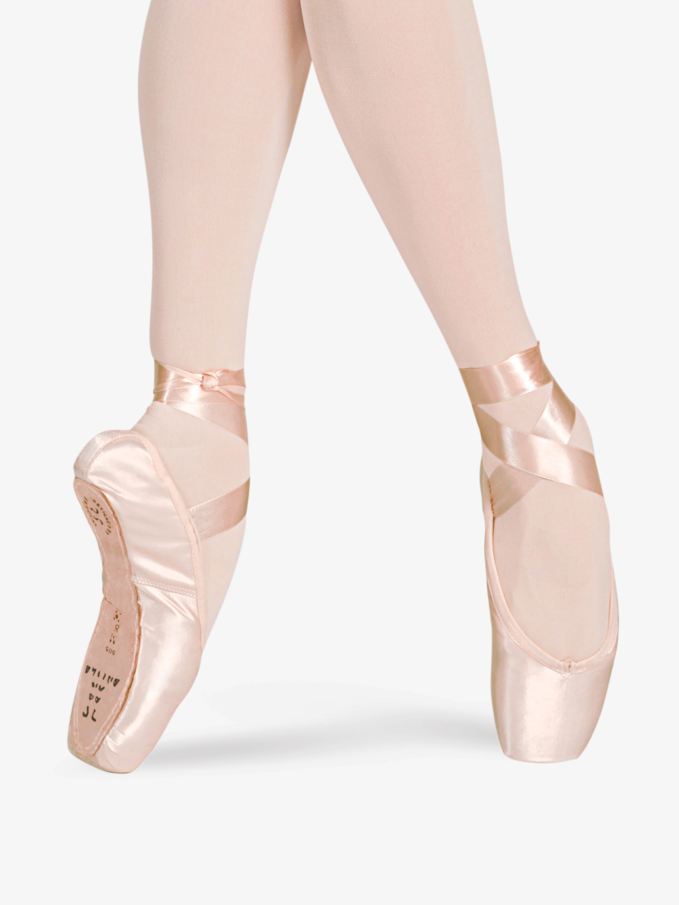Sansha Adult Etudes Pointe Shoes S505
