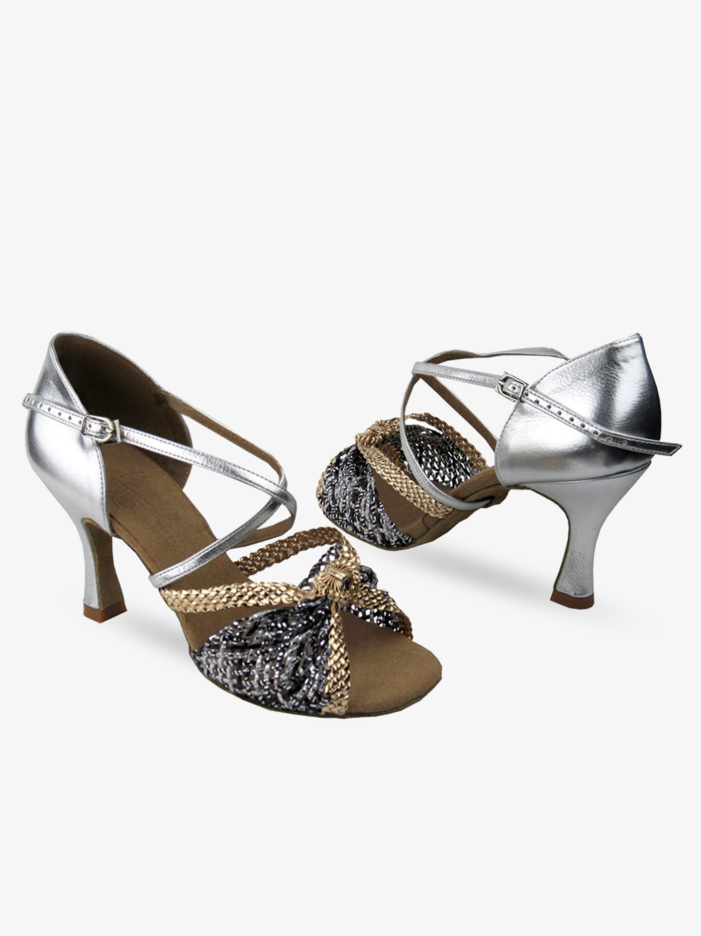 Very Fine Shoes Ladies Latin/Rhythm-Signature Series Ballroom Shoes S92309