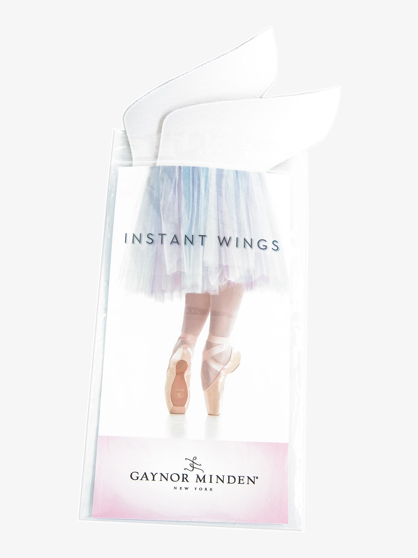 Gaynor Minden Instant Toe Box Wings SAF124
