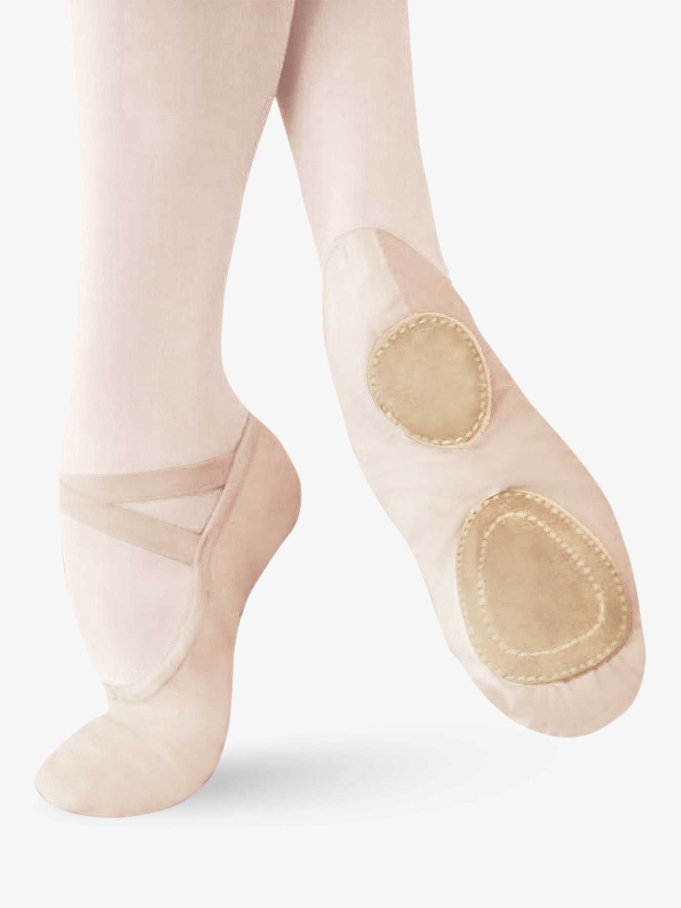 Grishko Adult Performance Series Split-Sole Canvas Ballet Shoes SCP6