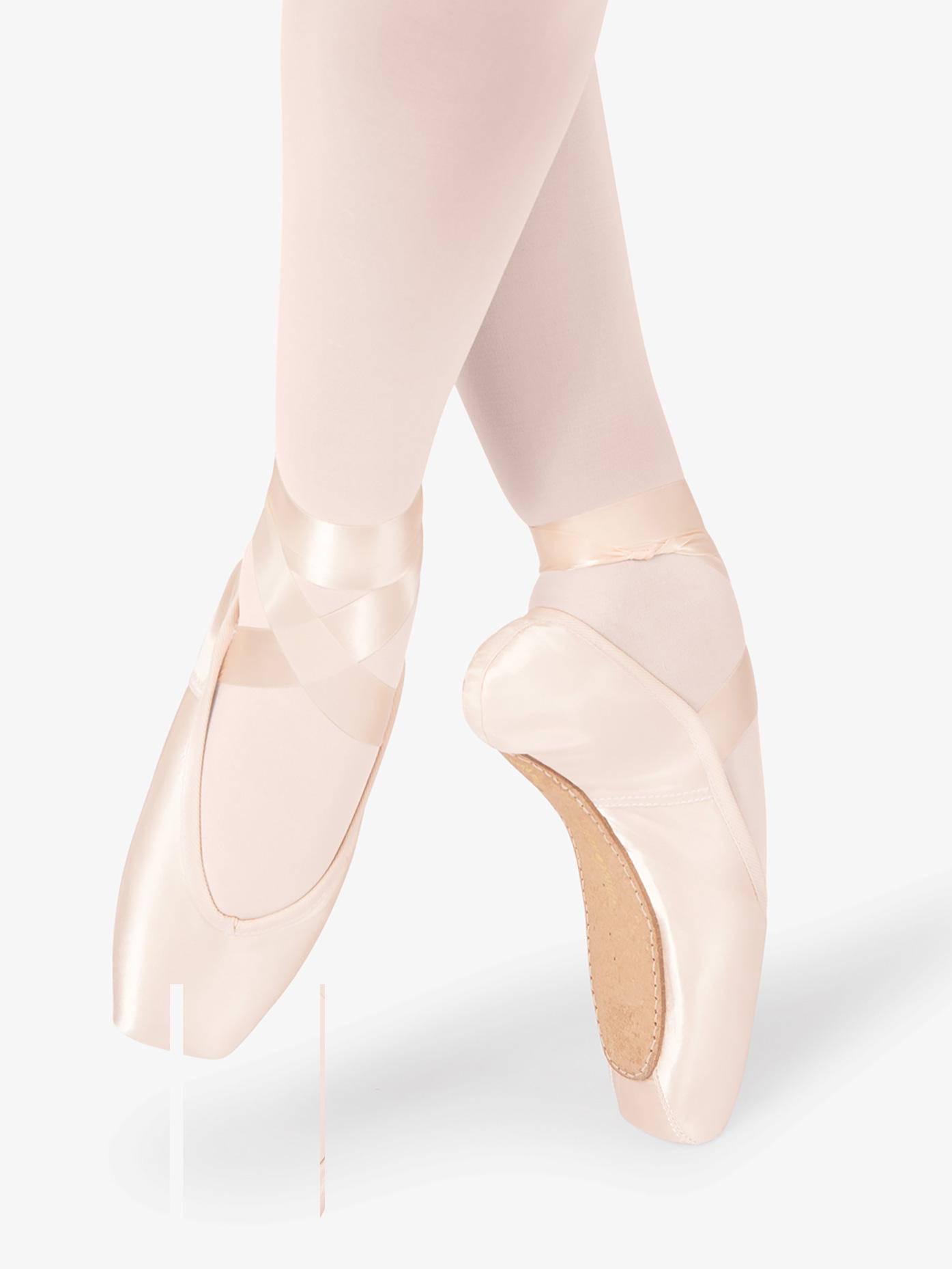 Russian Pointe Adult Sapfir Pointe Shoes (Sapphire) SD