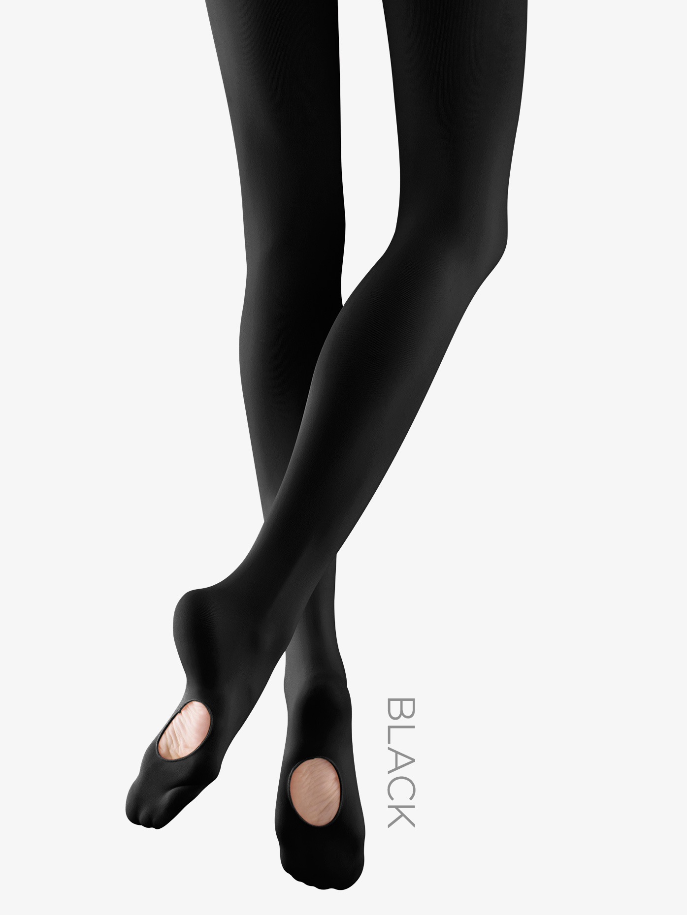 Bloch Adult Endura Hipstar Convertible Tights T0996