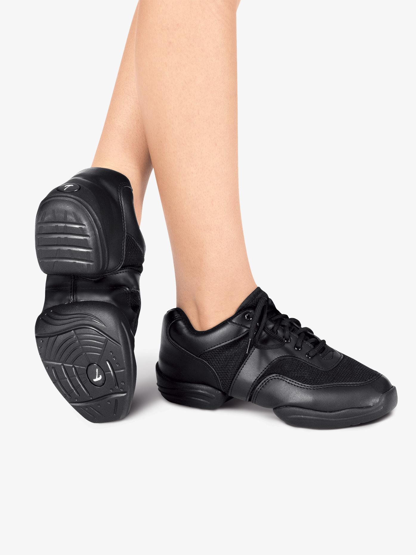 Theatricals Girls Split-Sole Sneaker T8000C