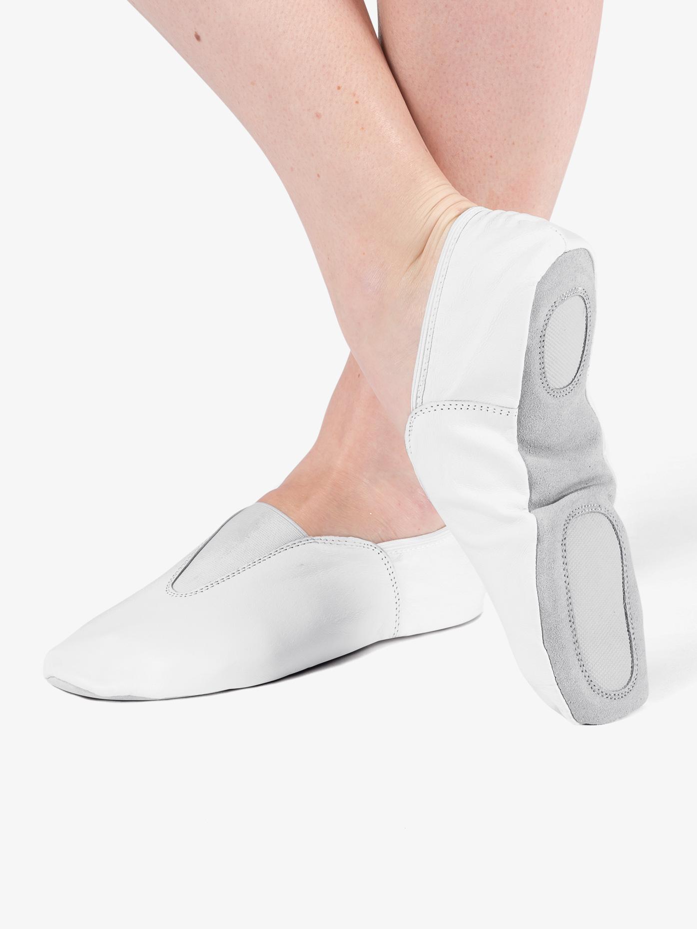Theatricals Adult Split Sole Gym Shoes T8302