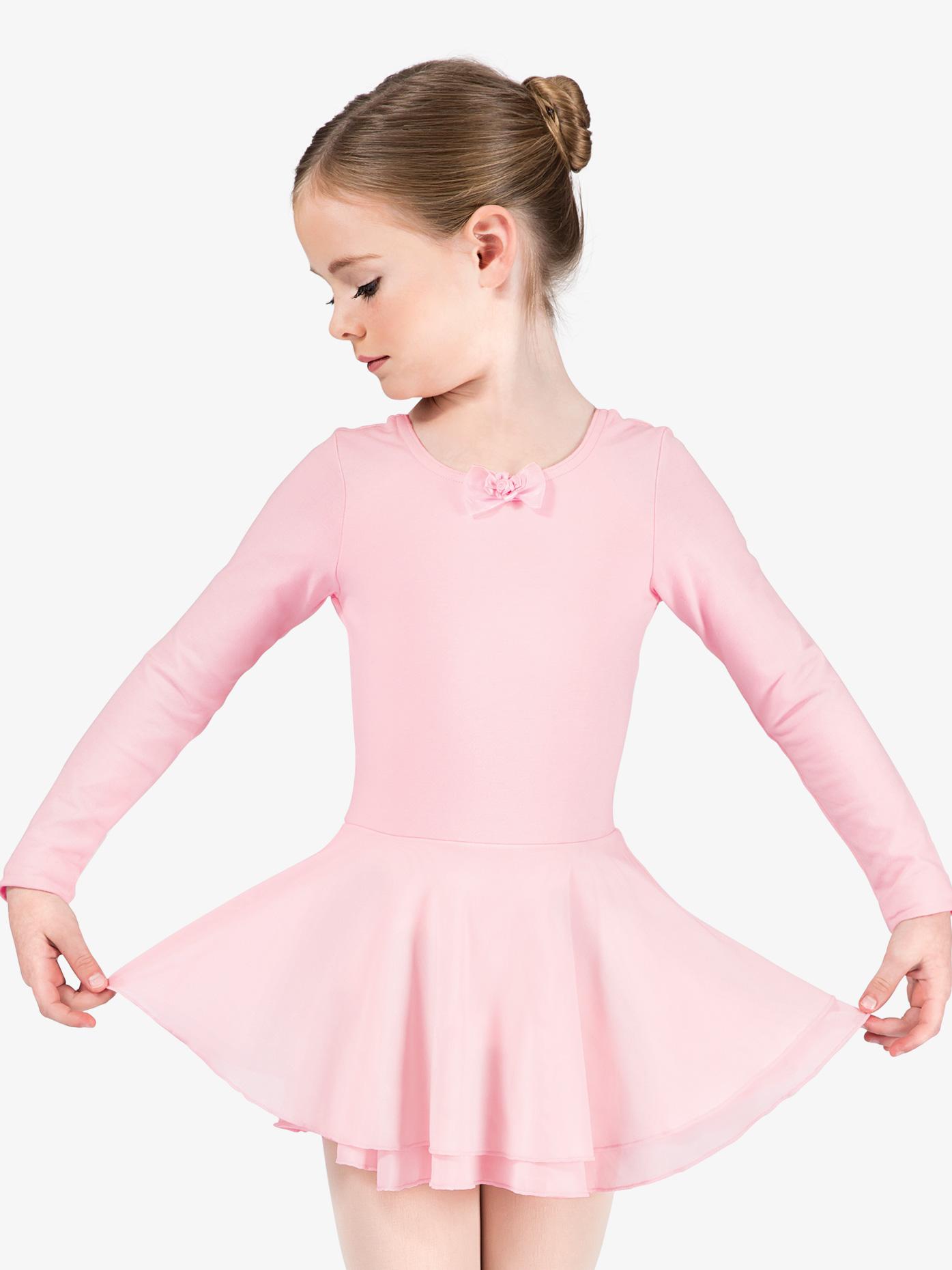f9a757739 Long Sleeve Dance Dress - Dresses