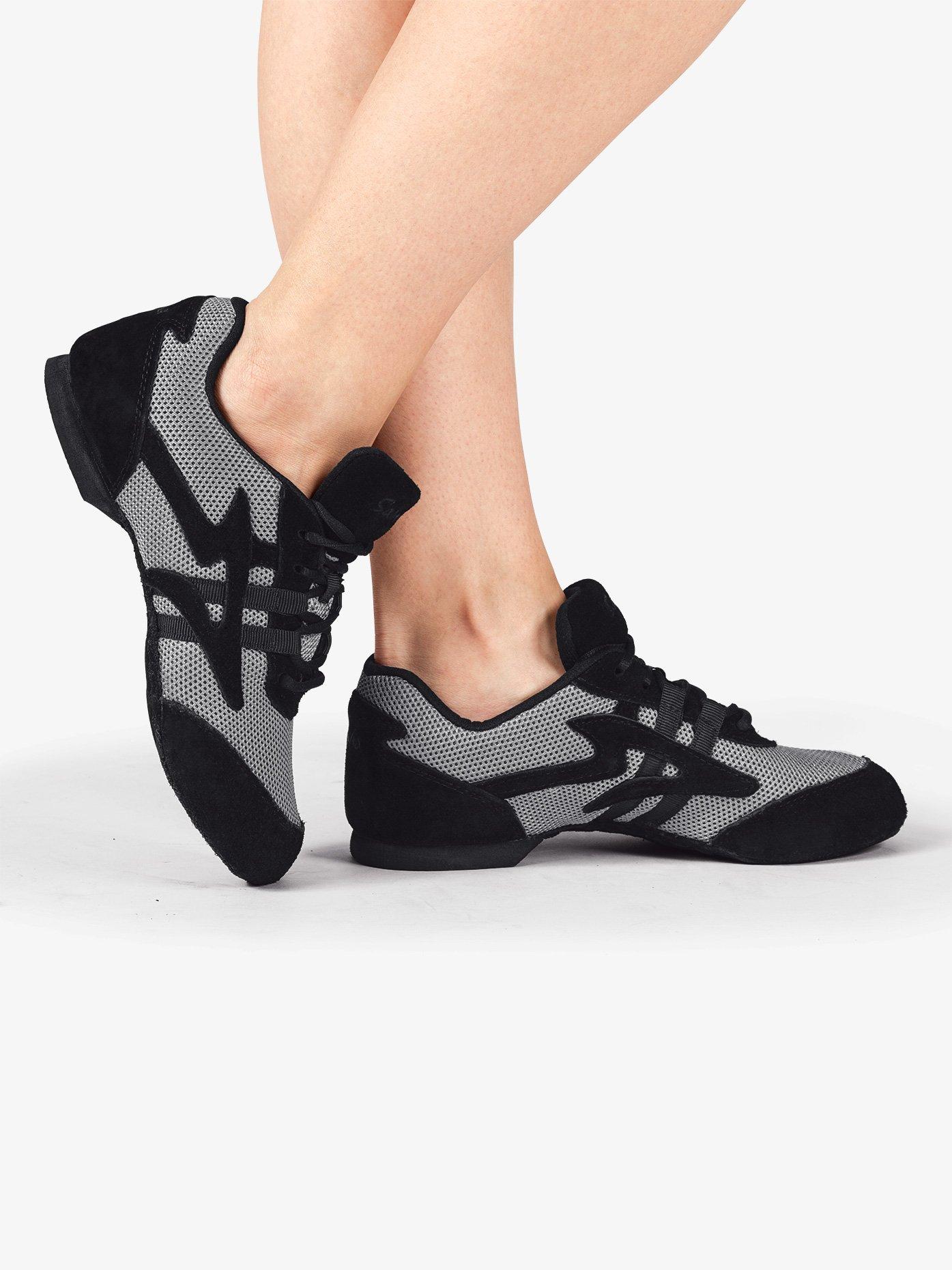 Sansha Adult Salsette-1 Dance Sneaker V931M