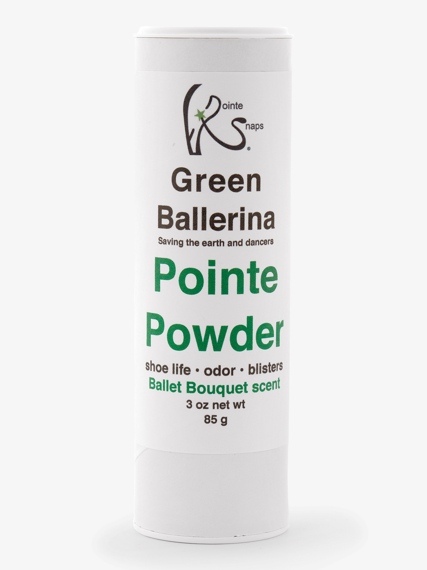 Pointe Snaps Pointe Shoe Powder WGBPP