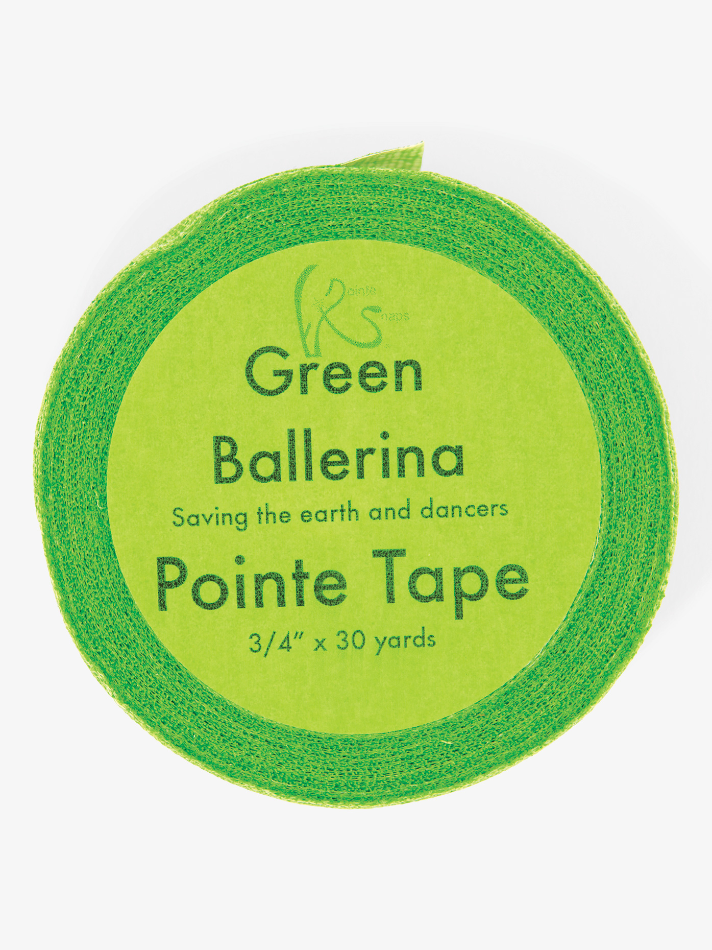 Pointe Snaps Eco-Friendly Pointe Tape 3/4 WGBPT