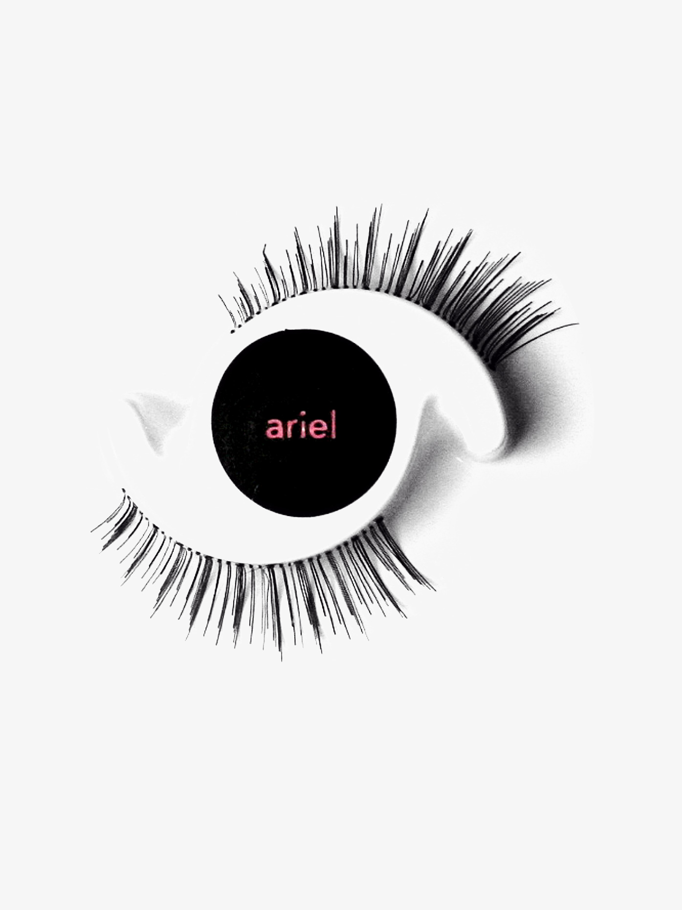 Yofi Cosmetics Girls Ariel Mini Fake Eyelashes YO216