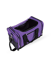 2196551f0 Duffle Zebra Bag - Bags