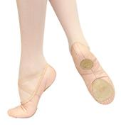 Adult Opus Classic Split Sole Leather Ballet Slipper