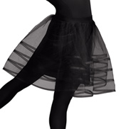 Adult Clock Strikes Twelve Tutu Skirt