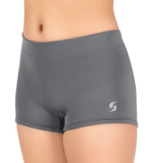 Girls Reversible Athletic Shorts