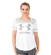 Womens Relaxed Fitness Baseball Tee