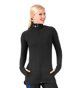 Womens Fitted Athletic Jacket
