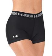 Womens HeatGear Workout Shorts