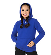 Youth Hooded Active Sweater
