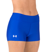 Womens Fitted Workout Shorts