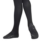 Mens Romeo Leather Split-Sole Ballet Slippers