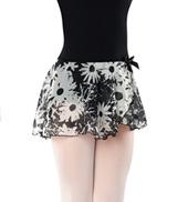 Girls Daisy Pull-On Skirt