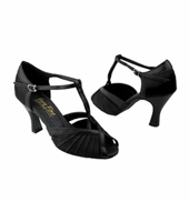 Ladies Latin/Rhythm- Classic Series Ballroom Dance Shoes