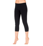 Adult Unisex Capri Leggings