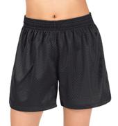 Girls Mesh Gym Shorts