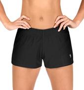 Womens Micro Mesh Gym Shorts