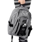 Front Mesh Pocket Dance Backpack