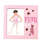 Tutu Cute Ballet 4x6 Picture Frame
