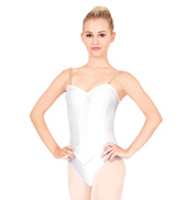 Adult Corset Style Camisole Leotard