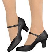 Adult Student Footlight 2 Heel Character Shoes