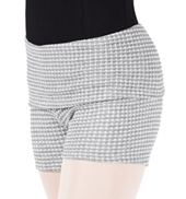 Adult Thermal Knit Warm Up Shorts