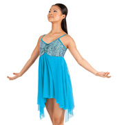 Adult Sequin Camisole Performance Dress