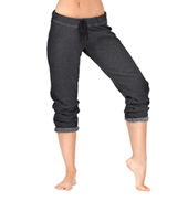 Adult Capri Sweat Pants