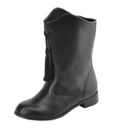 Girls Gotham Majorette Boot Black