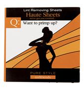 Haute Sheets Lint Remover Sheets