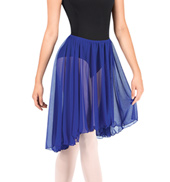 Adult Hi-Lo Pull On Skirt