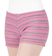 Adult Pull-On Warm-Up Shorts