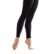 Adult Seamless Footless Tights