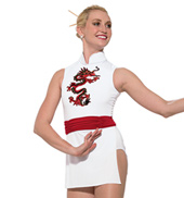 Girls Dragon Dress Costume