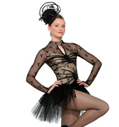 Girls Follies Bergere Costume