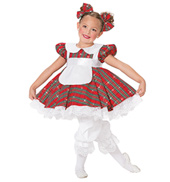 Girls Ragdoll Costume