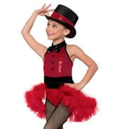 Girls Lets Dance Costume